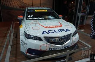 アキュラ TLX GT レースカー