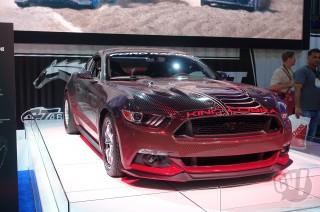 フォード キングコブラマスタング