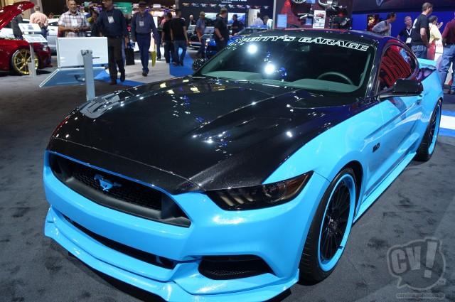 フォード マスタング GT ペティエディション