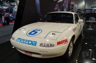 マツダ MX-5 レースカー #001