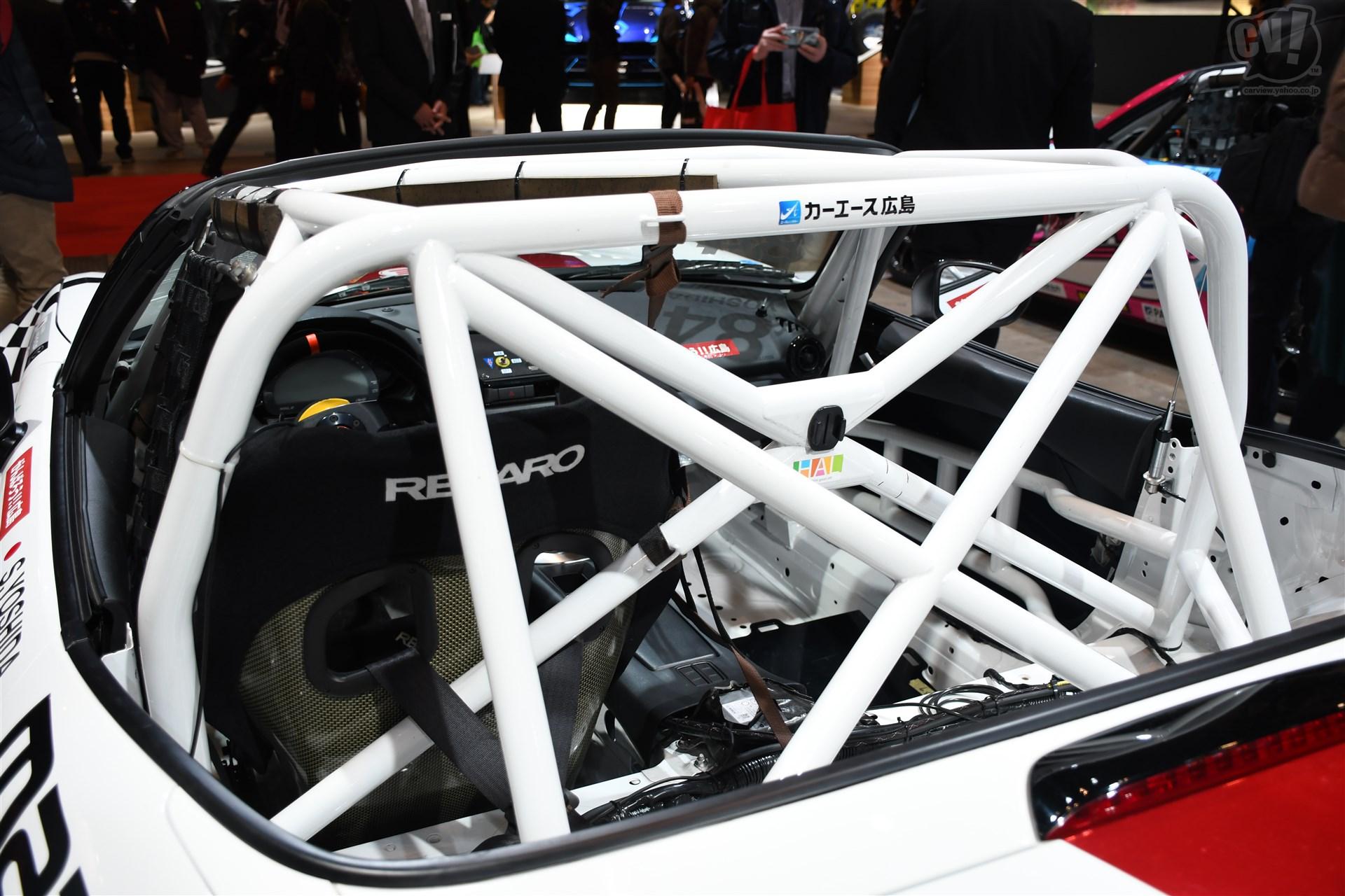 マツダ GLOBAL MX-5 CUP 仕様車(吉田 綜一郎選手)