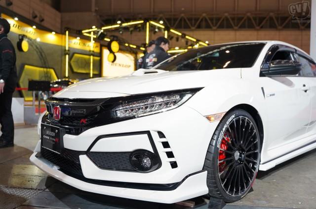 Honda 無限 シビック タイプR プロトタイプ