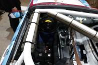 マツダ GLOBAL MX-5 CUP 仕様車(堤 優威選手)