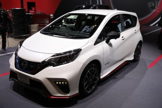 日産 NOTE e-POWER NISMO S