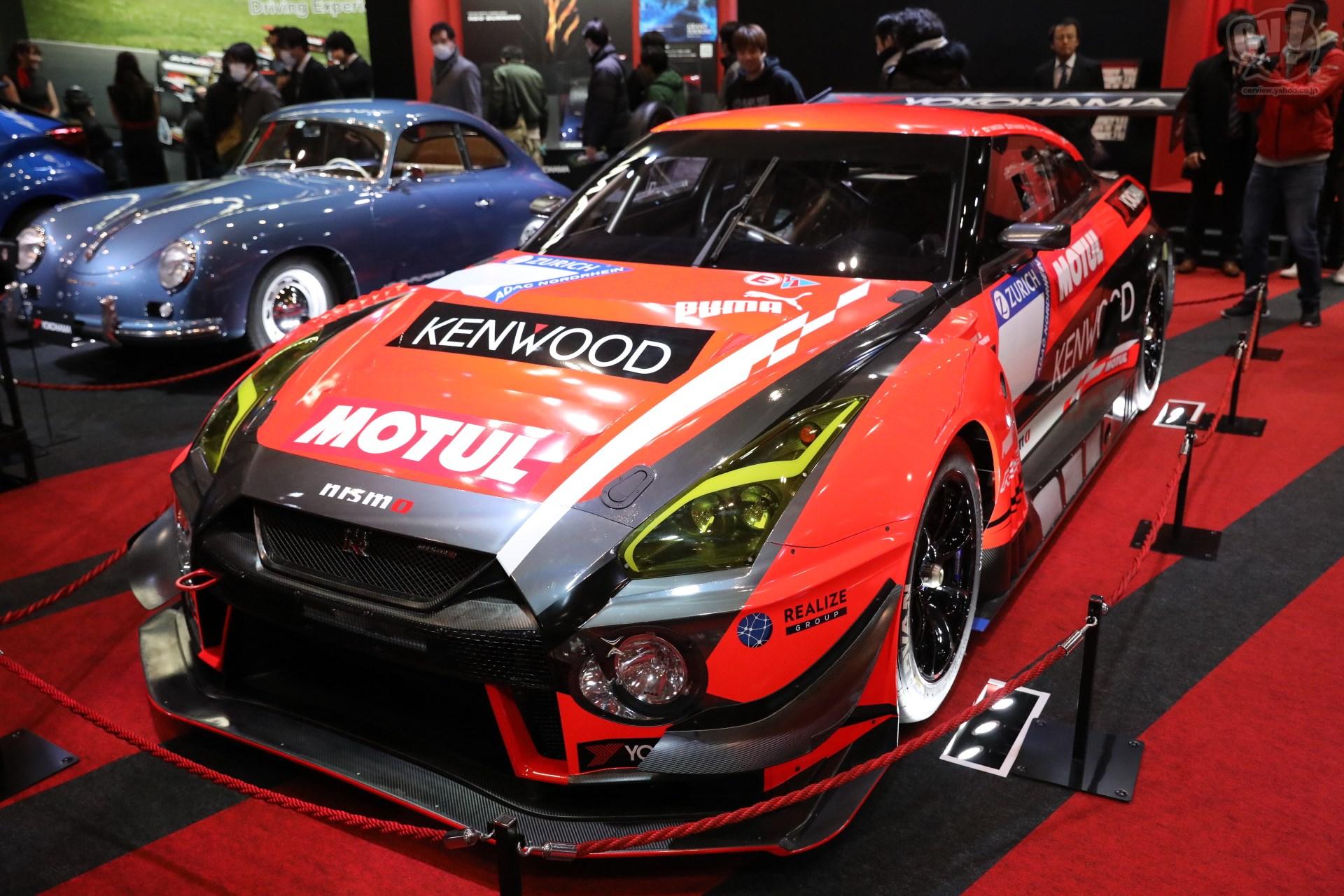 横浜ゴム NISSAN GT-R NISMO GT3 by KONDO RACING