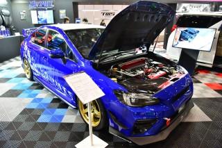 Zero Japan WRX STI