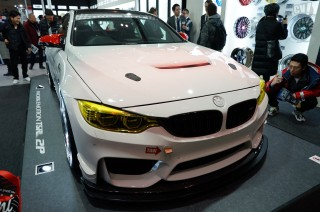 株式会社ワーク BMW M4クーペ
