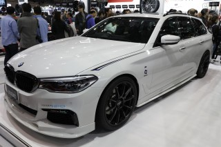 株式会社レイズ BMW5シリーズ