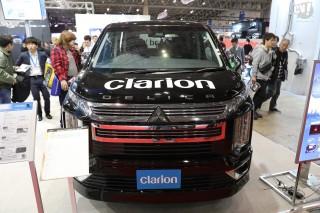 Clarion 三菱デリカD5