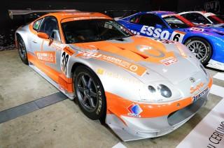 TOYOTA GAZOO Racing au CERUMO Supra
