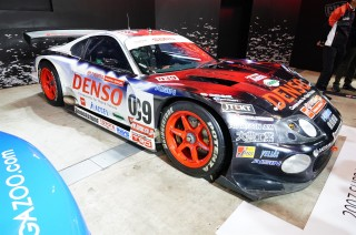 TOYOTA GAZOO Racing DENSO SARD Supra HV-R