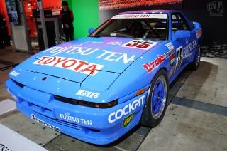 TOYOTA GAZOO Racing FUJITSU TEN TOM'S Supra