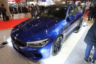 株式会社橋本コーポレーション BMW M5