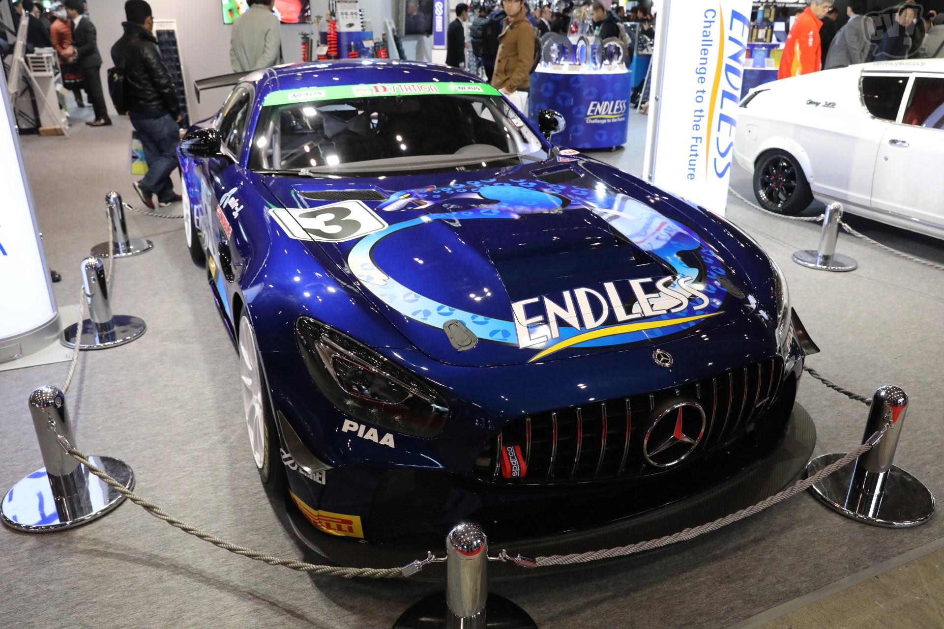 エンドレス AMG GT