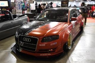 RubberDIP.jp X JETSTROKE Audi A4 Avant