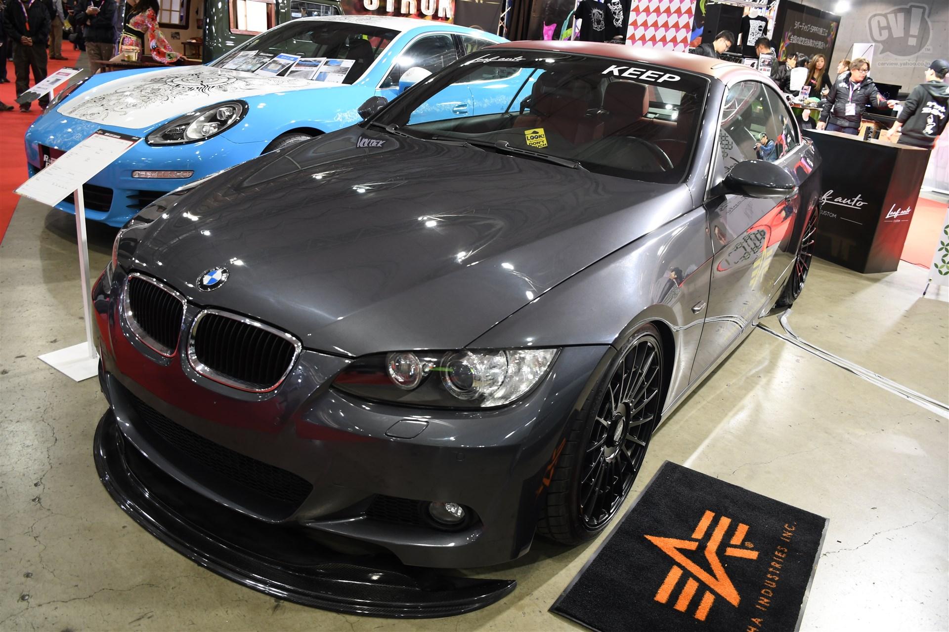 RubberDIP.jp X JETSTROKE BMW 335i Cabriolet