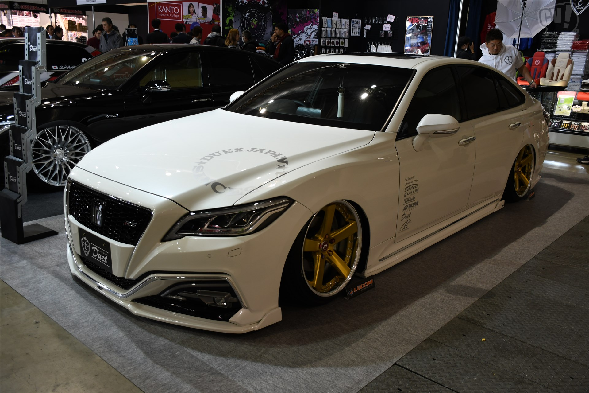 P's×Duex TOYOTA CROWN RS 2.0 TB