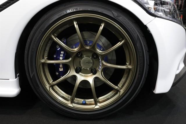 横浜ゴム ホンダ S660 tuned by HKS