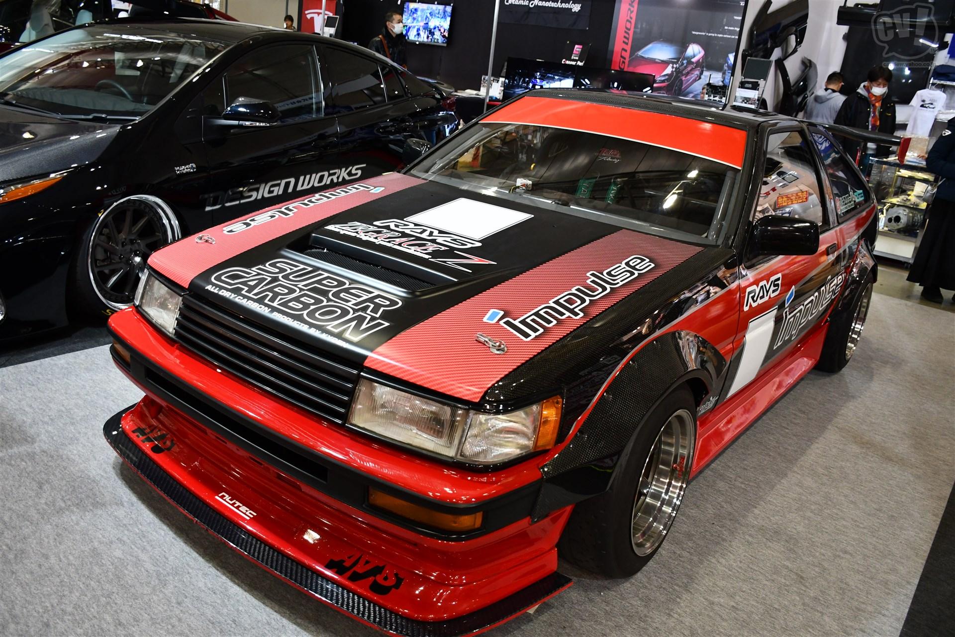 株式会社インパルス トヨタ カローラレビン AE86