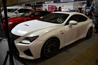 VERTEX/TandE co.,Ltd VERTEX/Willcom VERTEX/TAPS Inc LEXUS RCF