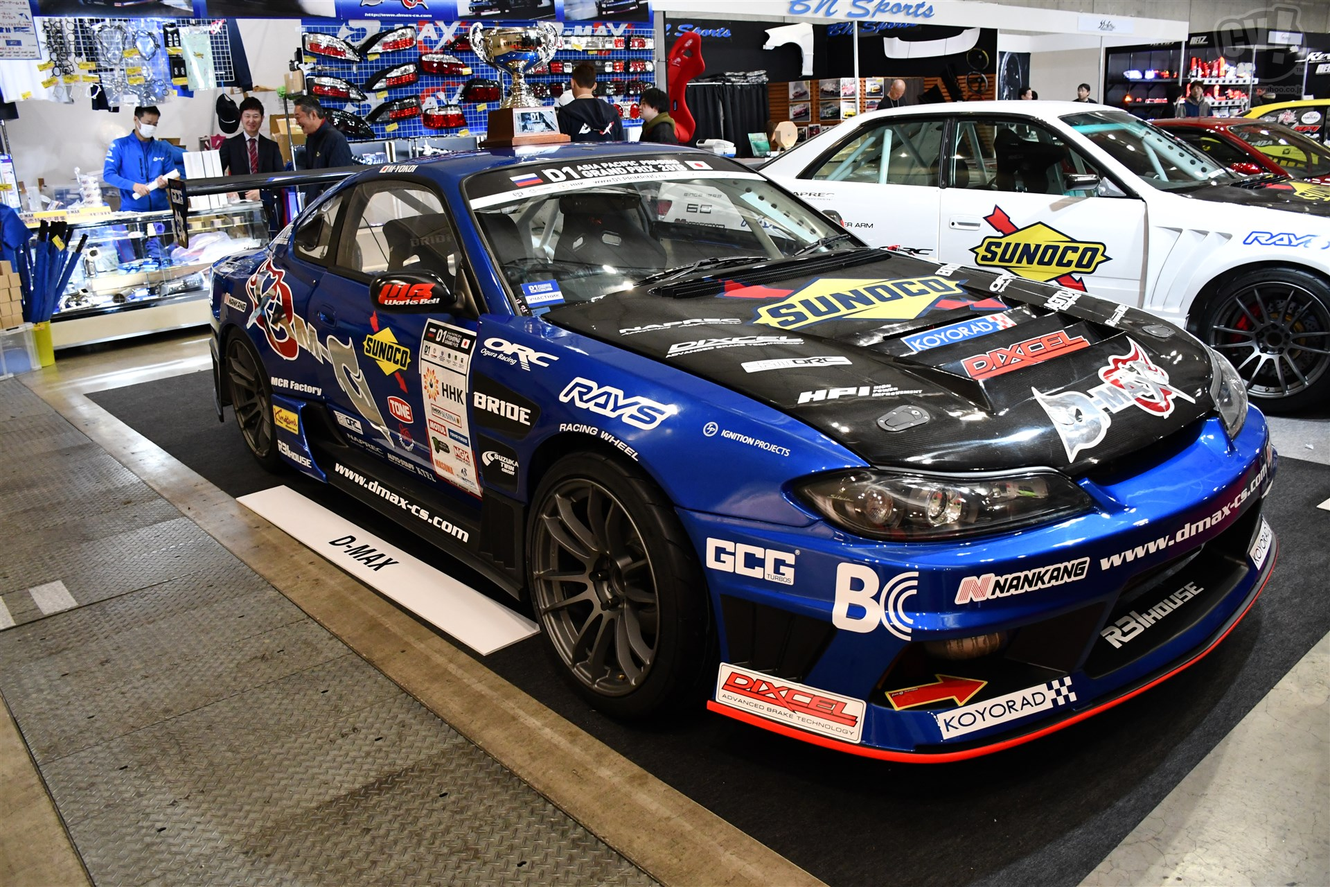 D-MAX 日産 シルビア S15