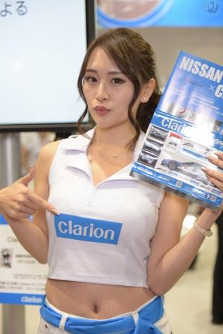 Clarion vol.4(福江奈々華さん)