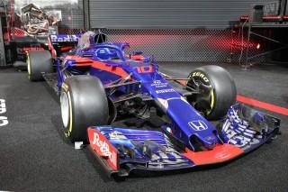Honda Red Bull Toro Rosso Honda