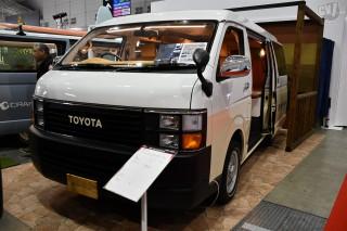 CRAFTPLUS トヨタ ハイエース