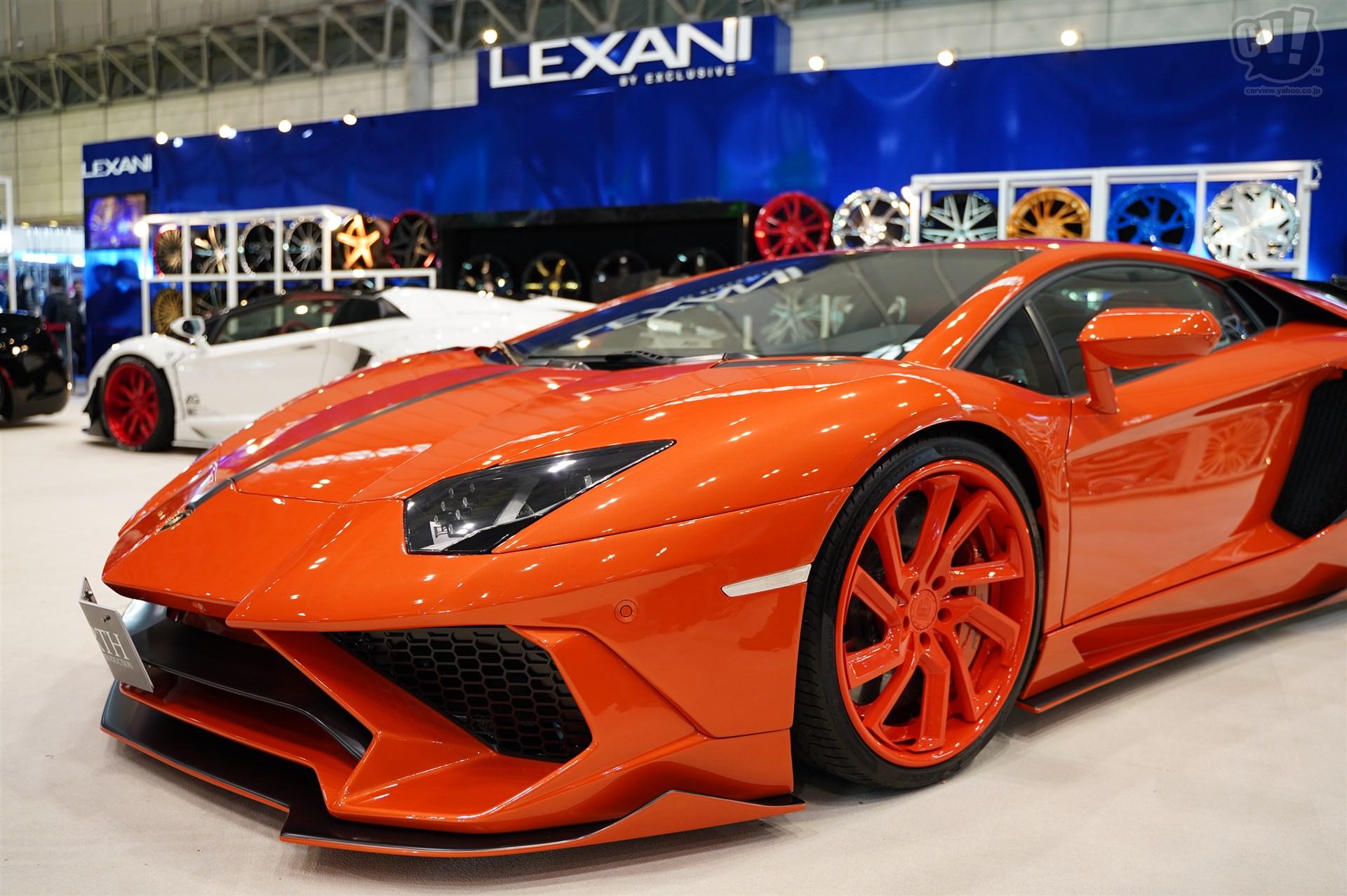 Lamborghini Aventador(LEXANI JAPAN)