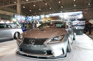 326POWER 3D STAR LEXUS RC350 F SPORT