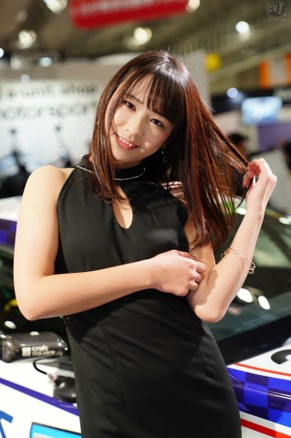 LEXON exclusive with adidas motorsport vol.2(吉田ひなさん)