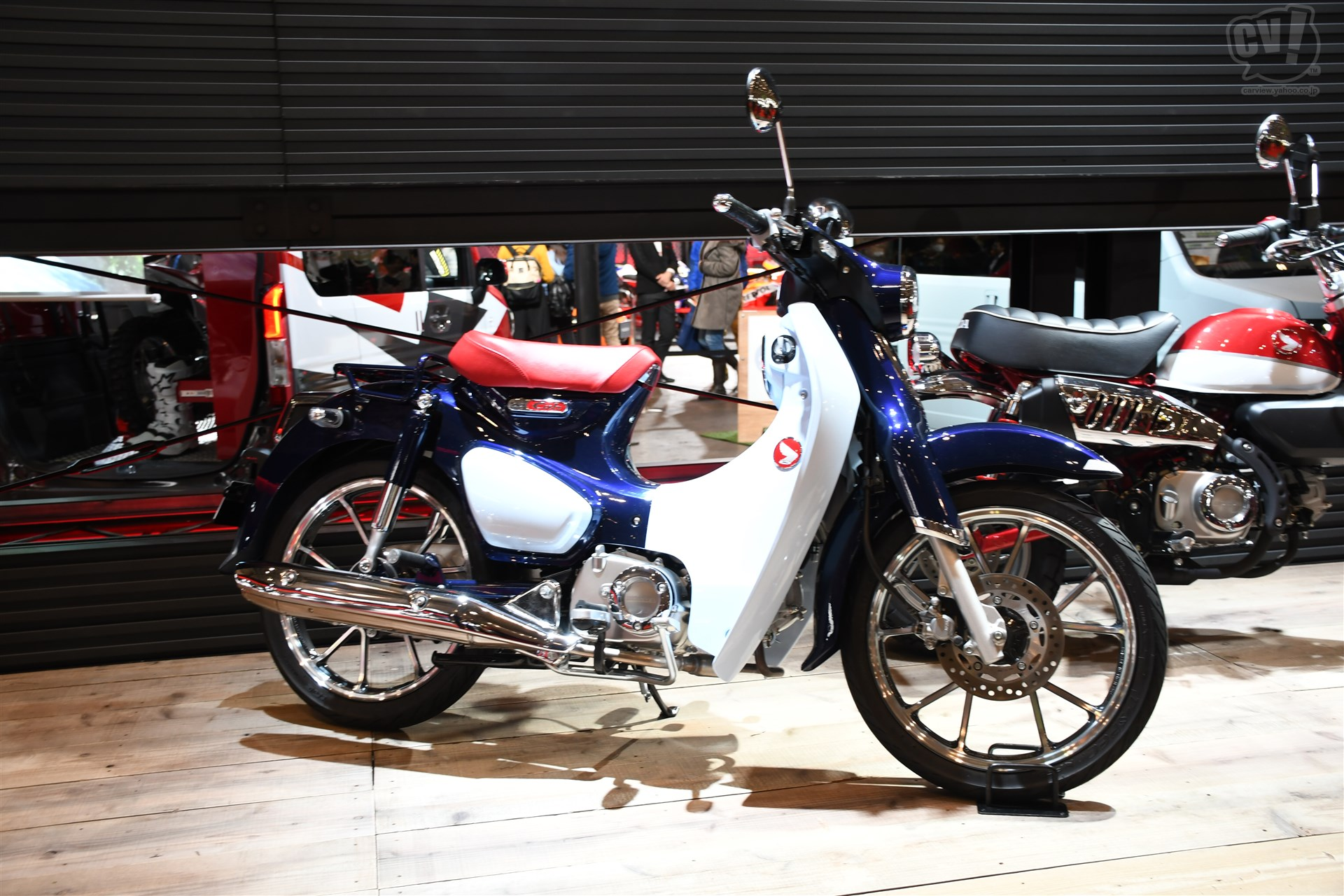 Honda モンキー