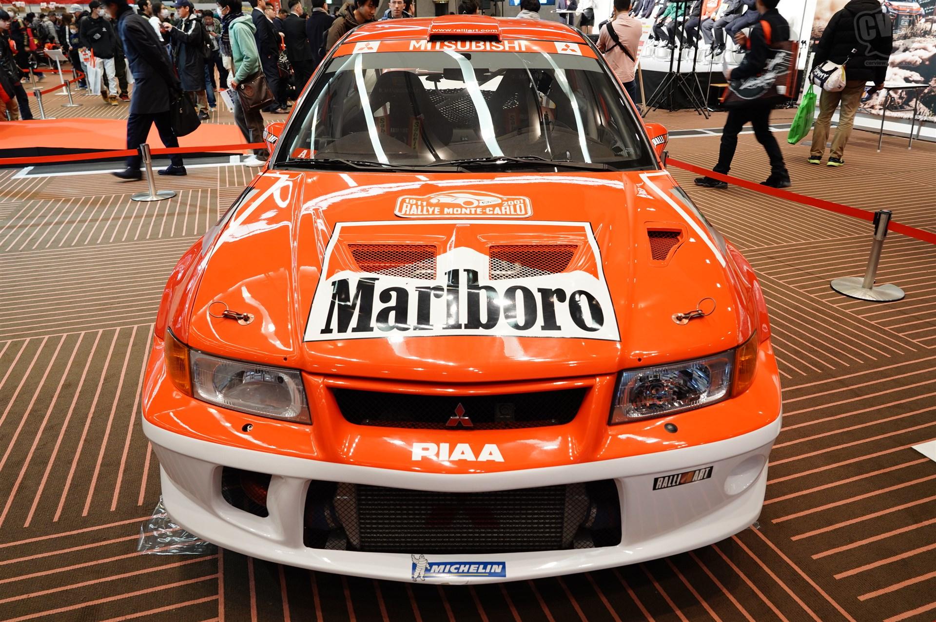 WRC PARK MITSUBISHI LANCER EVOLUTION Ⅵ