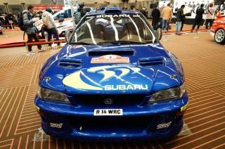 WRC PARK SUBARU IMPREZA 555  WRC98