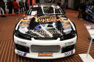 WRC PARK Team ORANGE SILVIA S15-2JZ