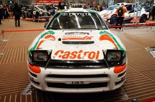 WRC PARK TOYOTA CELICA GT-FOUR