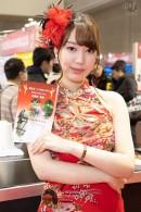 中国パビリオン vol.1(徳成玲香さん)