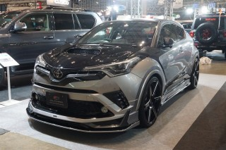 ELFORD トヨタ C-HR