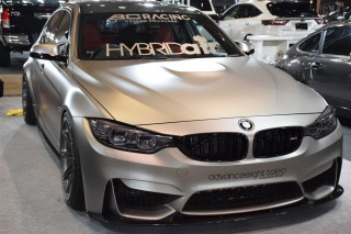 BC RACING JAPAN/HYBRIDair JAPAN BMW M3 F80