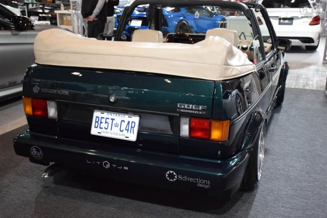 BC RACING JAPAN/HYBRIDair JAPAN VW golf cabrio mk1