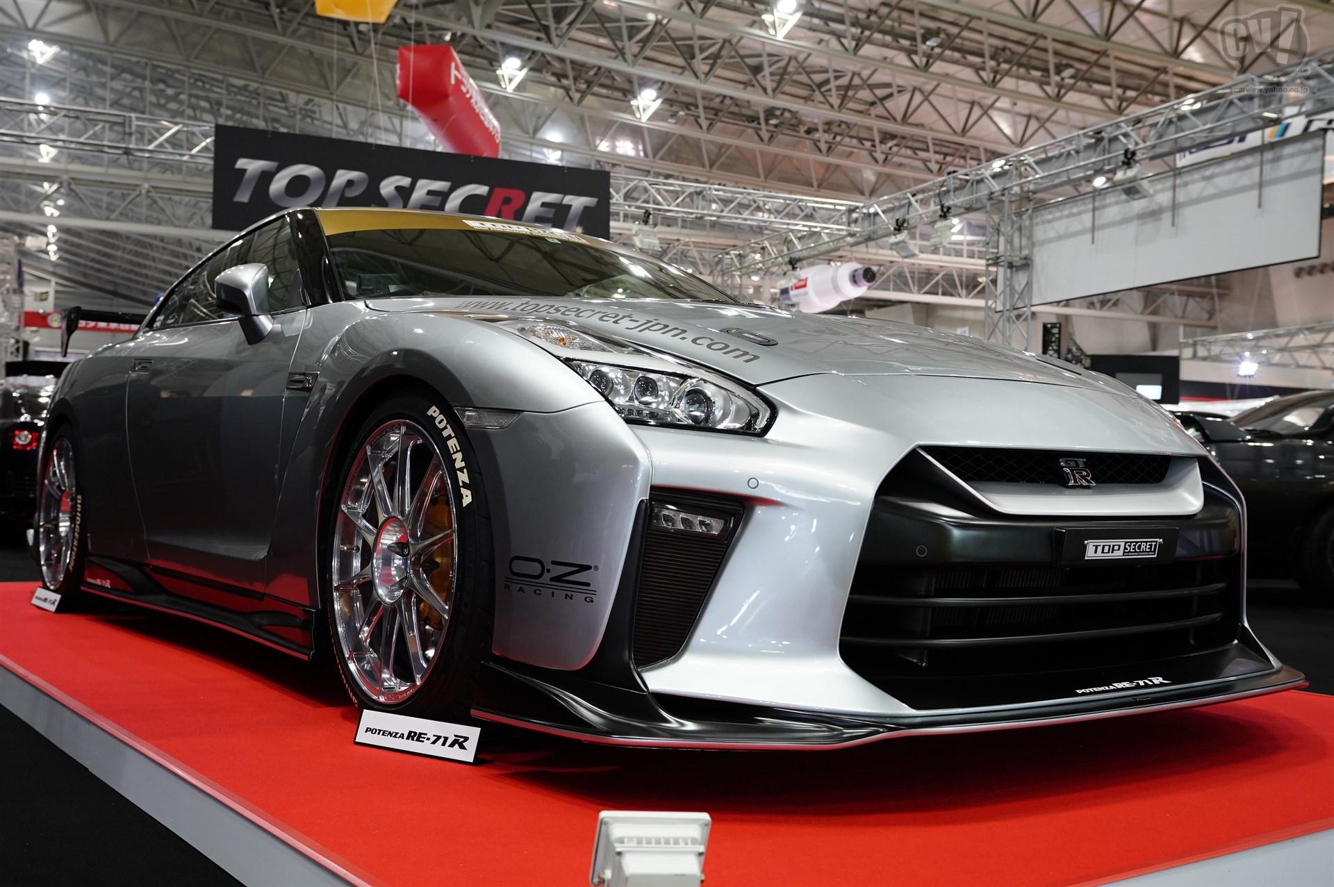 TOPSECRET GT-R(R35) - その1