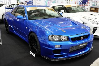 TOPSECRET スカイライン GT-R(BNR34)
