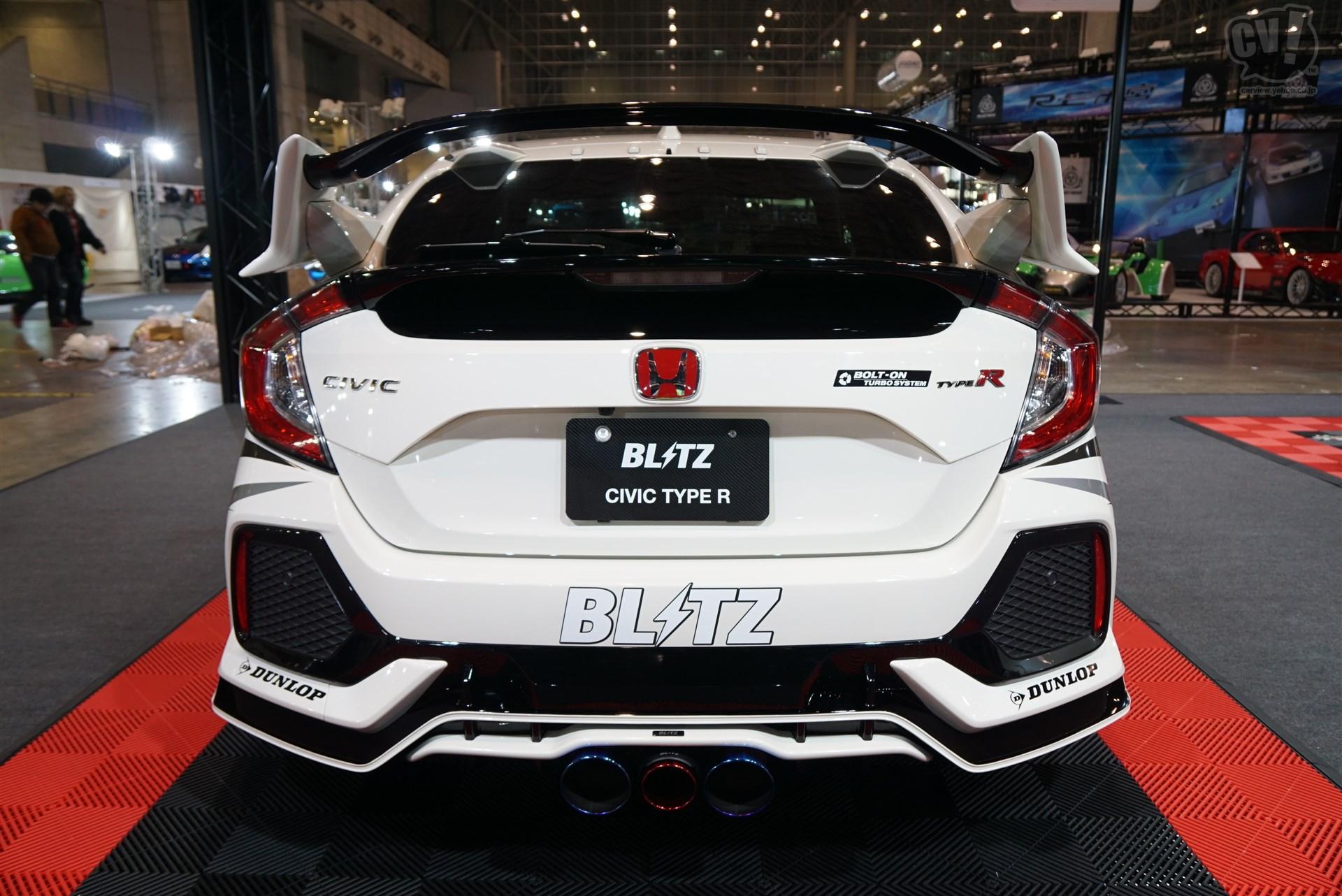 BLITZ ホンダ シビック タイプR