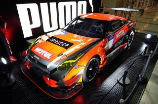PUMA 日産 GT-RニスモGT3