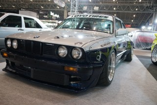 TRA京都 BMW E30