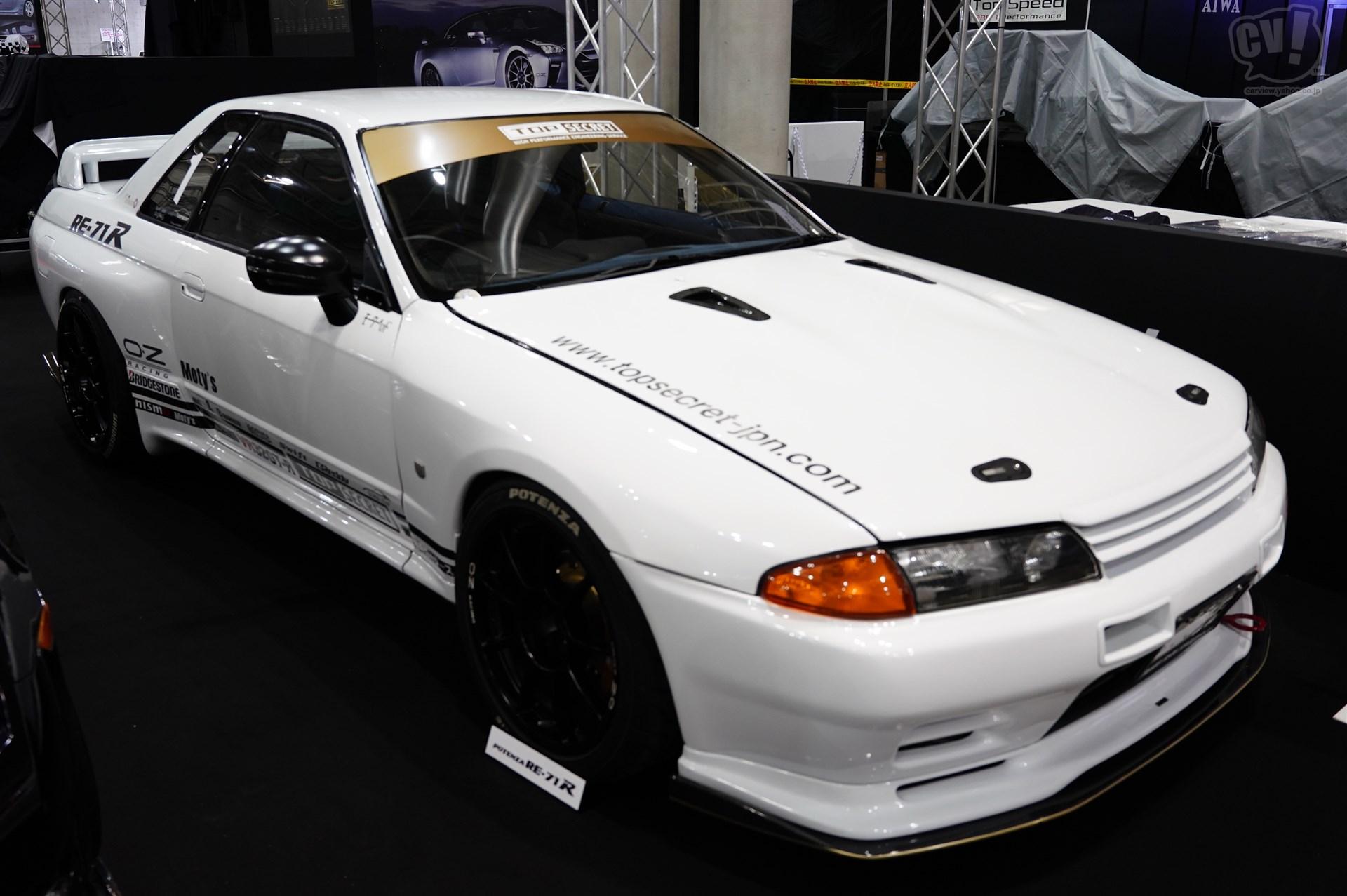 TM WORKS 日産 スカイライン GT-R