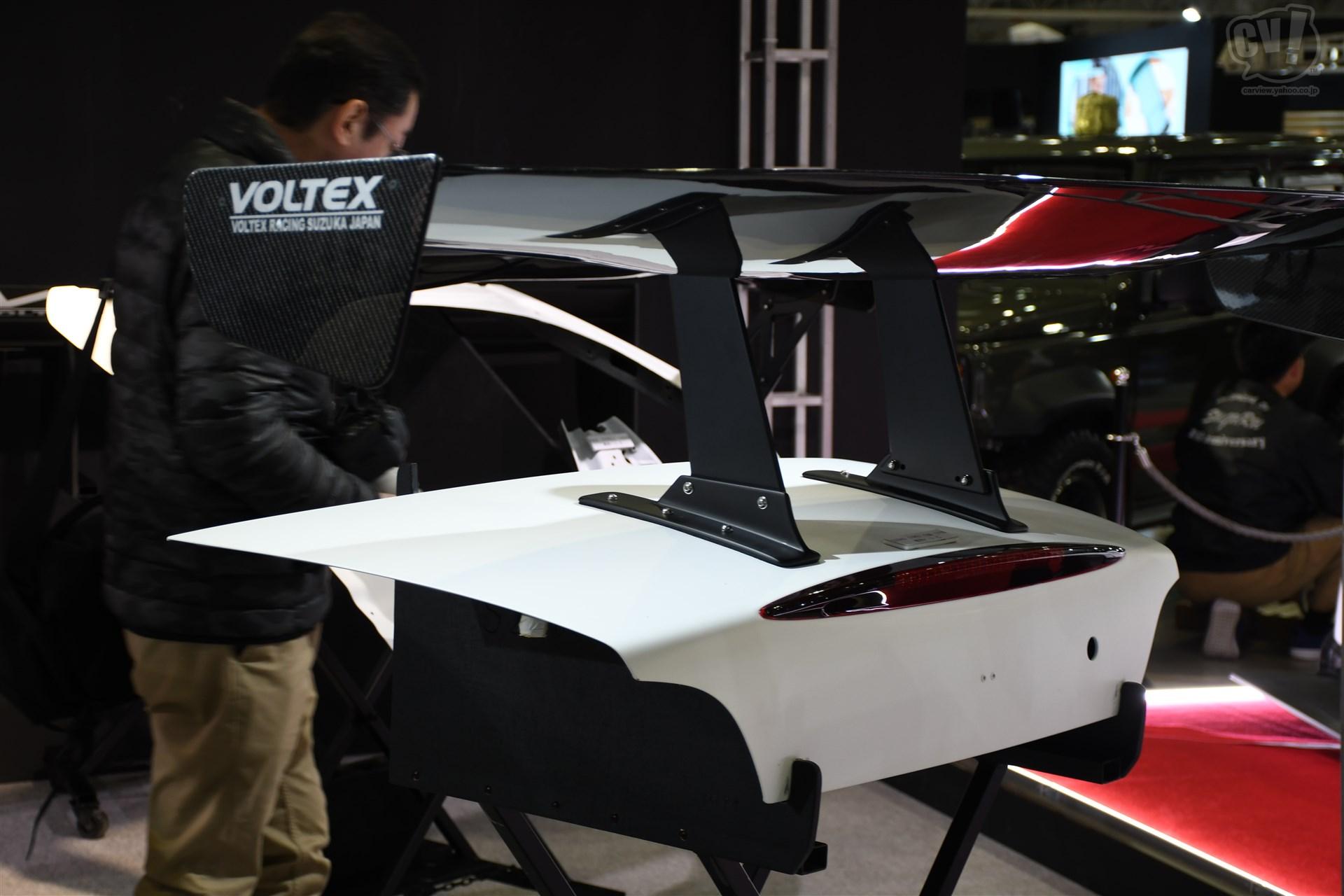 VOLTEX ホンダ S2000