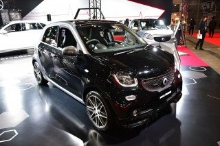 メルセデス・ベンツ smart BRABUS forfour Xclusive