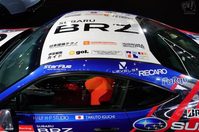 SUBARU/STI BRZ CGROBOT RACING