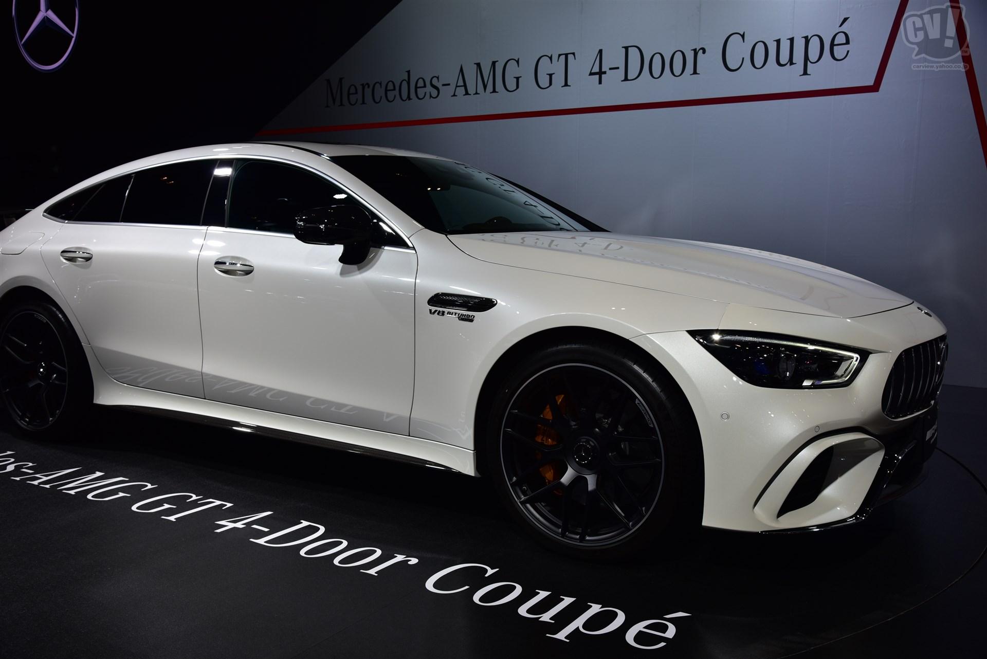 メルセデス・ベンツ AMG GT 4-Door Coupe